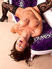 Anilos.com - Freshest mature women on the net featuring Anilos Marlyn