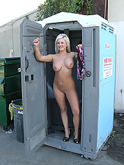 PublicFlash.com - Public Nudity In Forbidden Places!