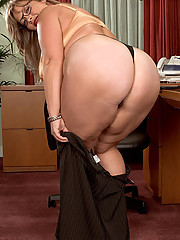 XLGirls Presents: After Hours At The Office
