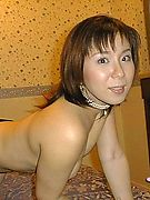 My Cute Asian : Hot MILF japanese babe doing a hot striptease