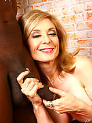 Nina Hartley @ Blacks on Blondes