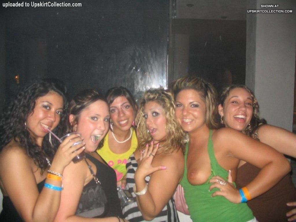 Пьяные девки на дискотеке 8 фотография