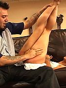Perfect Spanking:  -  One of the cutest gals we have seen.