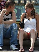 Upskirt Collection: See real voyeur upskirts, panties and no panties upskirts, street candid upskirts, hidden cams upskirts. Enjoy out this voyeur upskirt gallery and upskirt collection full of real voyeur upskirt pictures and videos never seen before.