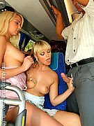 Eromaxx :: Unbelievable groupsex action in the bus