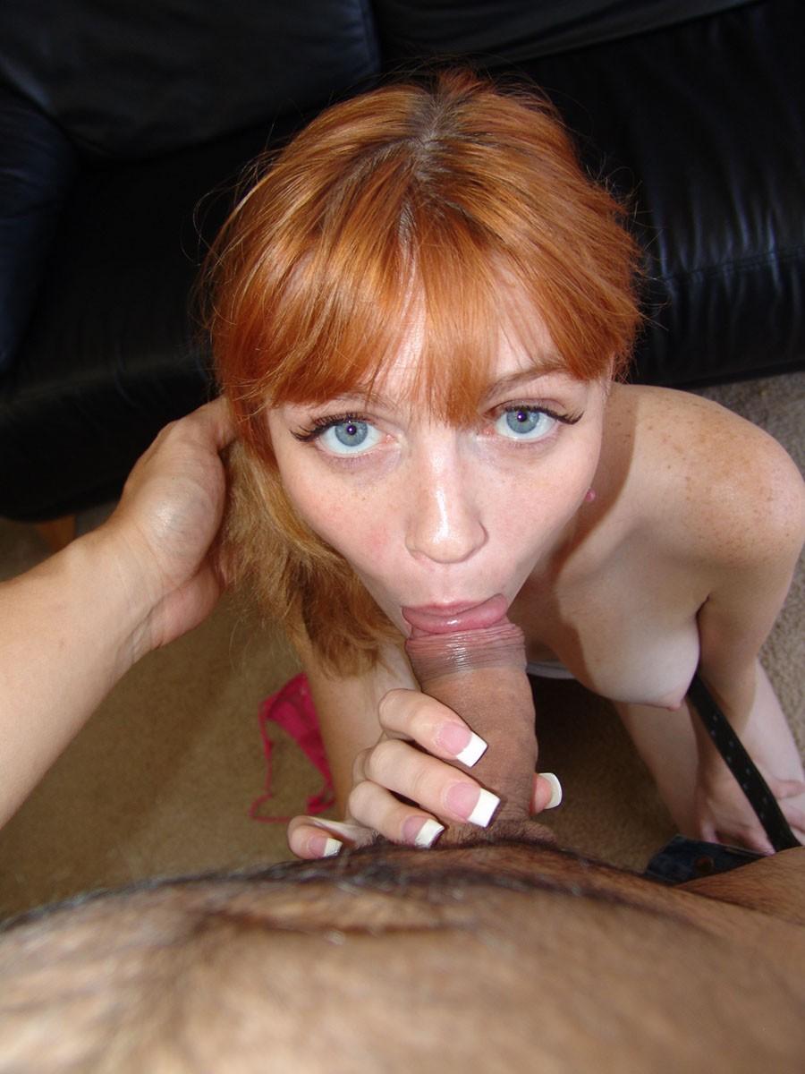 Рыжая девушка домашнее порно 15 фотография