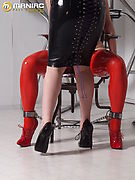 Latex BDSM Session : BDSM Photos
