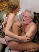 MyOlderLovers.com: Older men fucking sweet pussies