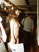 Public GFs - All REAL Amateur Public Nudity