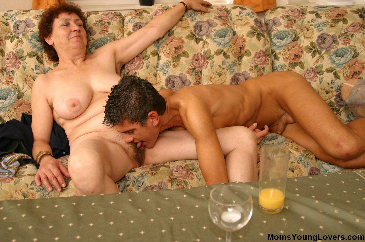 Дочка и сын мама бабушка порно