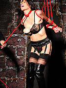Ashley Renee in Bound Vamp