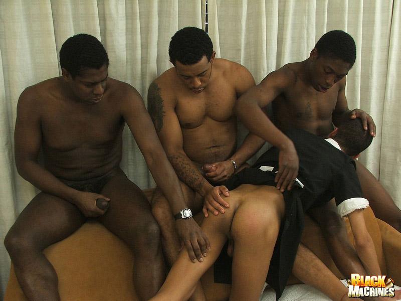 Фото негров геев порно