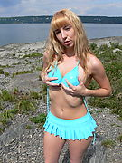 Nikky Cassidy - French canadian naughty amateur next door.