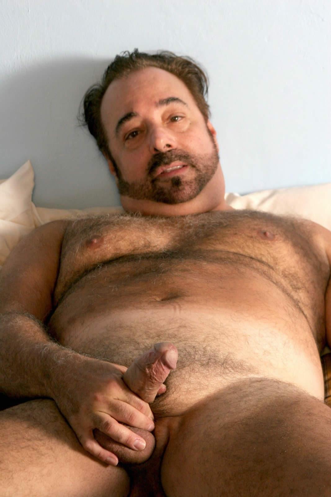 Секс с волосатым мужиком гей