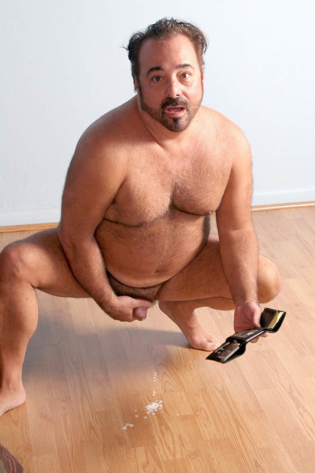 Толстый и волосатый мужик секс фото 686-419