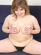 Plumper World - Young Fatty In Black Panties