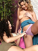 Sapphic Erotica :: Watch beautiful teens dripping with desire for their lesbian lovers