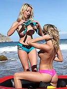 Recruits Tindra & Kristy @ Actiongirls.com