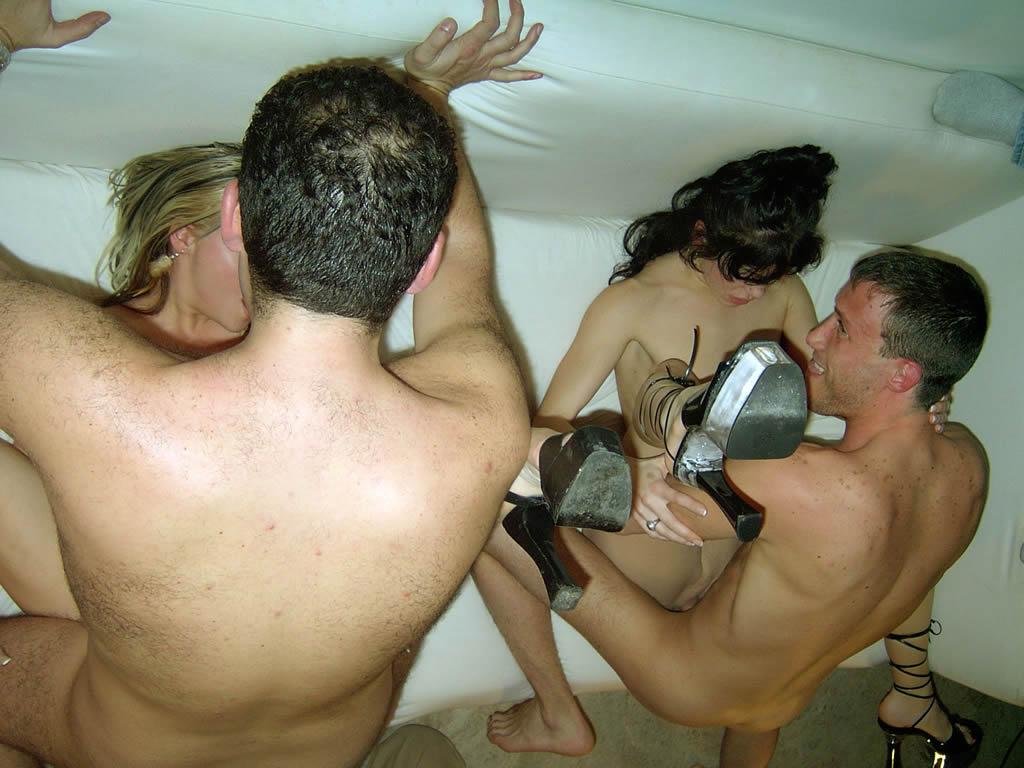 Смотреть групповое русское порно с шлюхай 23 фотография
