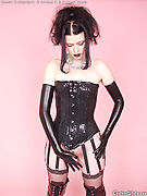Gothic Sluts Girls - Hosted Goth Erotica Gallery