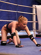 NudeFightClub.com - Gitta Blond and Bianka Lovely - where the sexiest sporty girls struggle for victory!