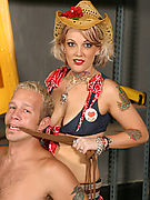 Candy Monroe - The Cuckold Queen!
