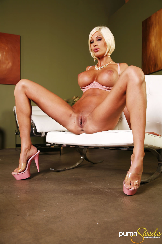 Шведская порно блондинка 4 фотография