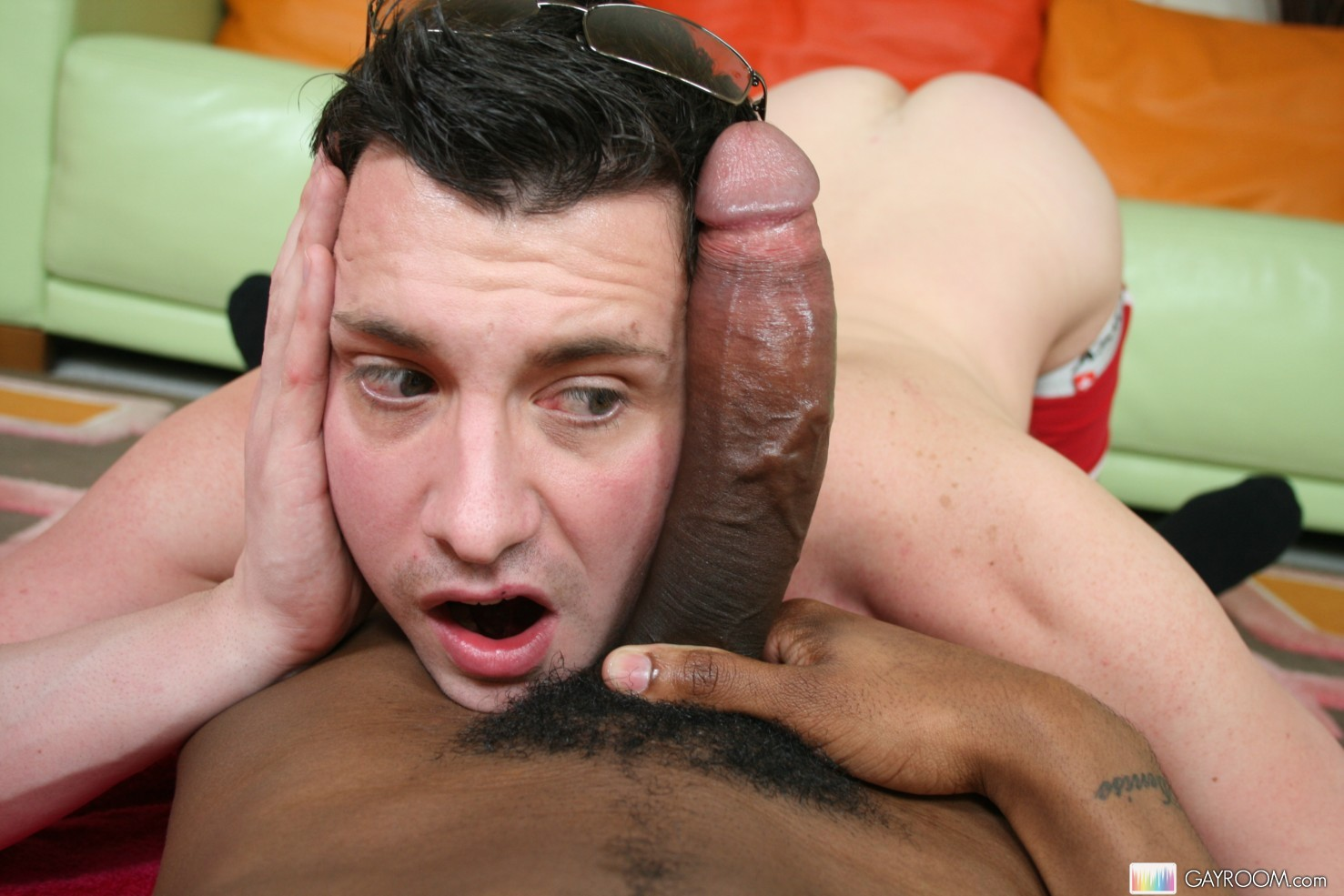 silver daddy gay footjob tumblr